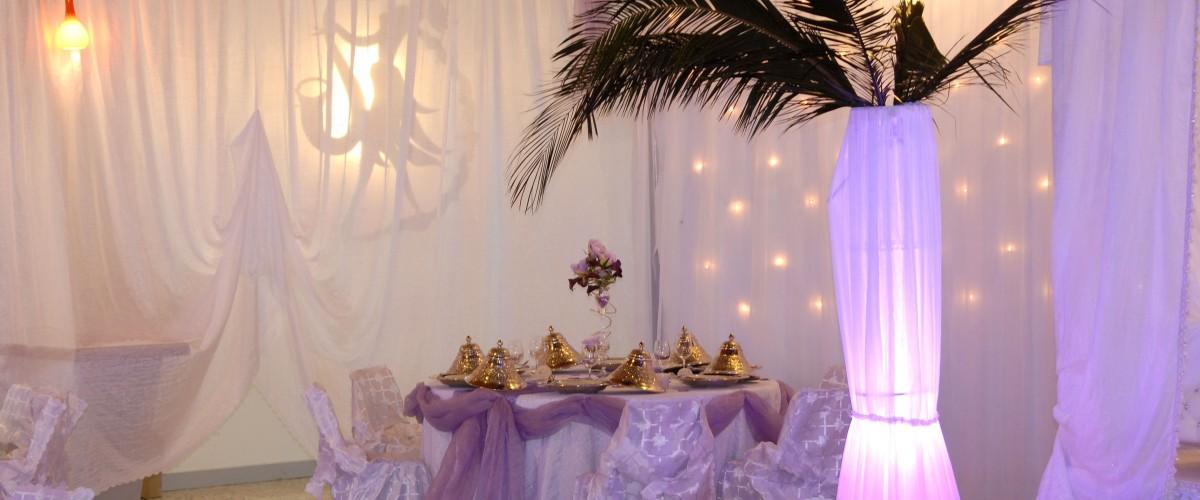 Le Cristal, l'espace idéal pour tous vos événements festifs