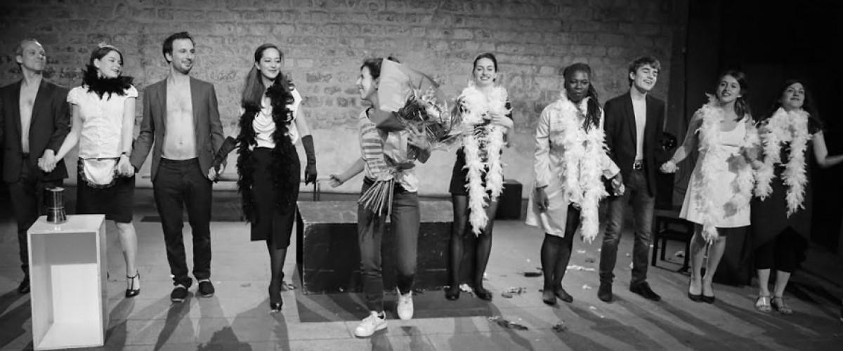 Apprécier les bons moments procurés par l'atelier de théâtre adulte