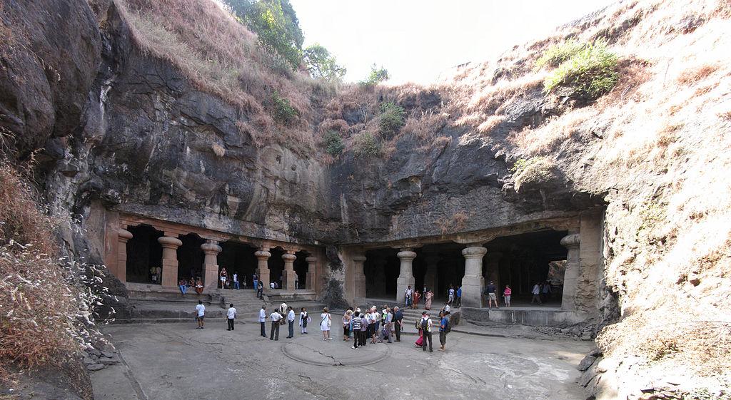 grottes d'Eléphanta