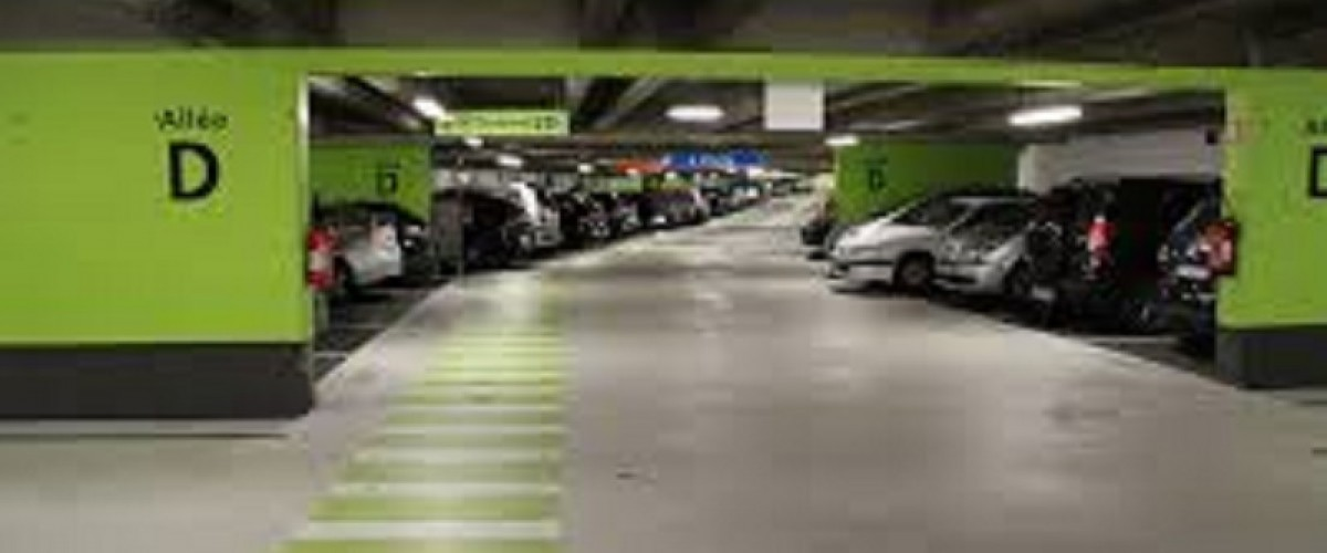 Réserver un parking à Roissy en ligne