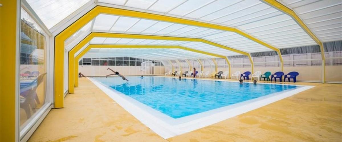 Un parc aquatique 4 saisons avec toit rétractable