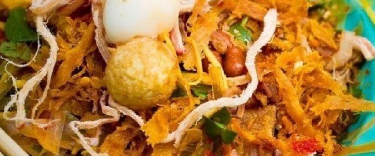 Les plats de rue connus à Sai Gon