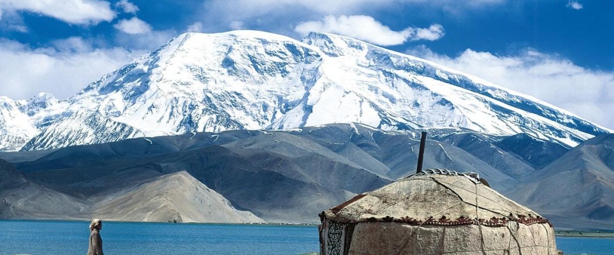 Voyager entre ciel et terre au Kirghizistan