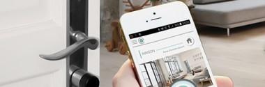 Serrure connectée : les objets connectés pour assurer la sécurité de votre maison