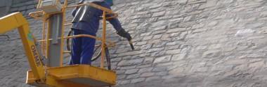 Focus sur l'hydrosablage, une technique de nettoyage de surface éprouvée