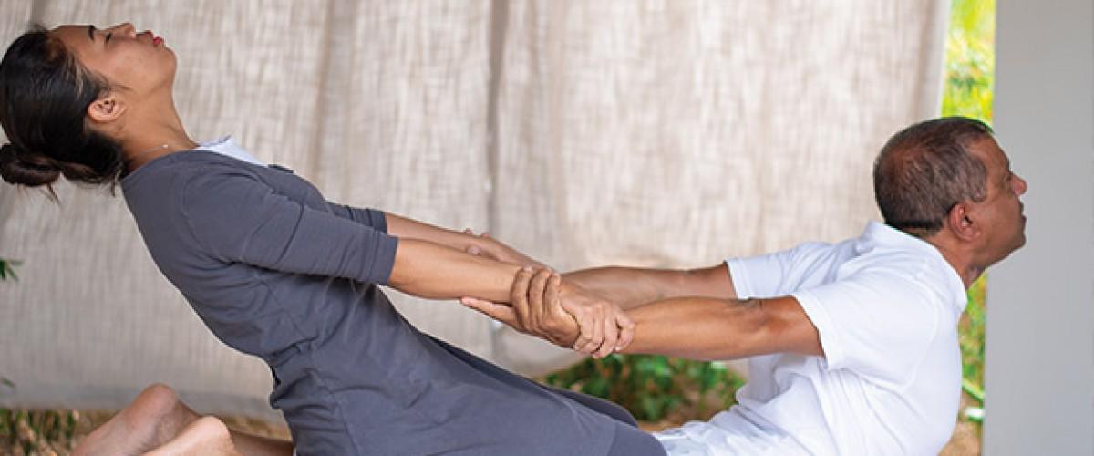Un bien-être parfait grâce au massage thaïlandais