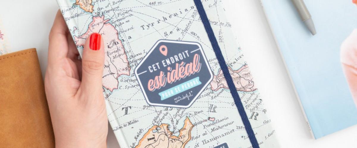 Le carnet de voyage : qu'est-ce que c'est et à quoi sert-il ?