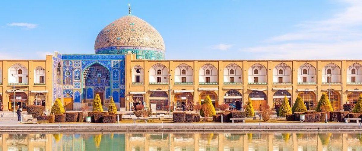 Votre circuit en Iran